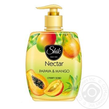 Chic Nectar Liquid Papaya Cream & Mango with dispenser 300g - buy, prices for Furshet - image 1