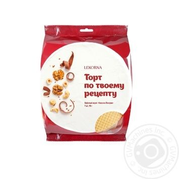 Lekorna Classic Wafer cake 90g - buy, prices for Novus - image 1