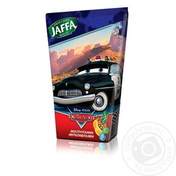 Нектар Jaffa Cars мультивитаминный 125мл - купить, цены на Фуршет - фото 1