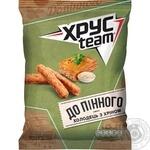 HrusTeam Crisps chilli with horseradish taste 70g