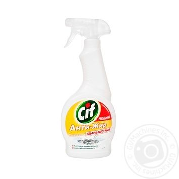 Means Cif Anti-fat from fat 500ml