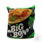 Локшина Big Bon Курка + соус Сальса 75г