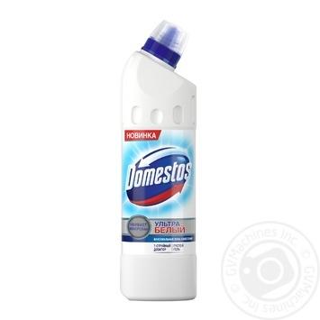 Засіб дезінфікуючий Domestos Ультра білий 500мл - купити, ціни на Метро - фото 3