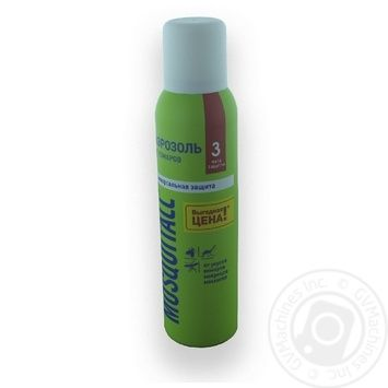 Аэрозоль от комар Mosquitall Универсальная защита 150мл