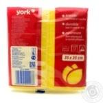 Серветка універсальна York 35*36 5шт - купить, цены на Novus - фото 2