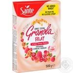 Гранола Sante з фруктами 500г