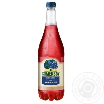 Somersby with blueberry juice cider 4.7% 0,95l - buy, prices for Novus - image 1