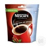 Кофе Nescafe Classic растворимый 30г