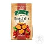 Хлебные брускеты Maretti запеченные со вкусом салями 70г
