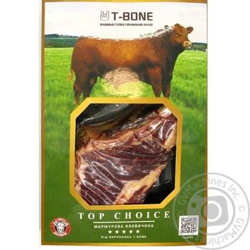 Стейк Раунд Steak Round Top Choice ваг
