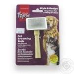 Щітка Topsi для домашніх тварин