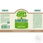Сидр Somersby яблучний 4.7% 0,95л - купити, ціни на Фуршет - фото 3