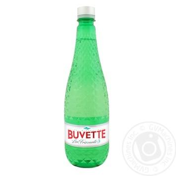 Вода Buvette Lux Frizzante 5 минеральная слабогазированная 0,75л
