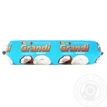 Laska Grandi Coconut With Coconut Filling Ice-Cream 500g