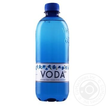VodaUA Mineral Non-Carbonated Water 0.5L