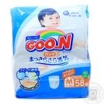Diaper for children 6-12kg 58pcs