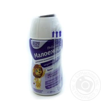 Педіашур зі смаком натуральний Малоїжка 200мл