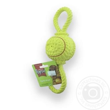 Іграшка Topsi для тягання для собак 30см - купити, ціни на Ашан - фото 1