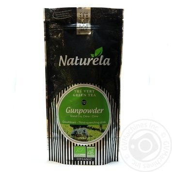 Чай зелений байховий Натурелла 100г - купить, цены на Novus - фото 2