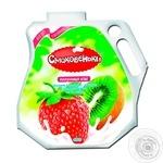 Йогурт Смаковеньки полуниця-ківі 1,5% 480г - купить, цены на Ашан - фото 1