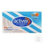 Activex Duo Fresh antibacterial soap 120g