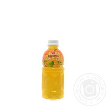 Напій LUCK SIAM безалкогольний соковий негазований пастеризований Мангоз Ната де Кокоп/пл 320 мл - купить, цены на Novus - фото 3