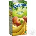 Sadochok apple-banana nectar 0,95l