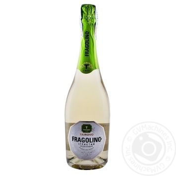 Tairovo Fragolino Wine Drink Semisweet White 750ml - buy, prices for Furshet - image 1