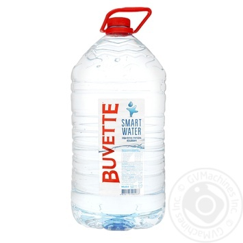 Buvette Smart non-carbonated water 5L - buy, prices for Novus - image 1