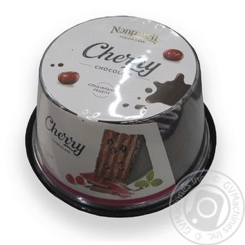 Торт Nonpareil Cherry Chocolate Шоколадная вишня 1кг