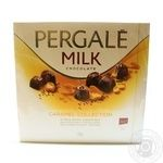 Асорті з цукерок Caramel Collection Pergale 126г