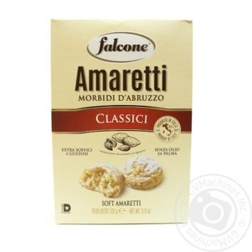 Печиво Falcone Amaretti 170г - купити, ціни на Novus - фото 1