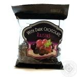 Родзинки в чорному шоколаді Hazelnuts 90г