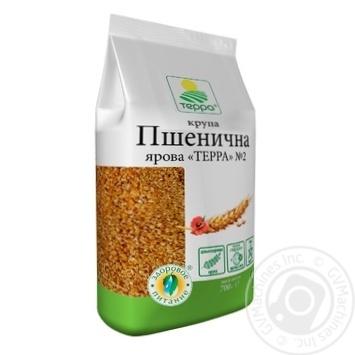 Крупа пшеничная Терра Яровая №2 700г - купить, цены на Восторг - фото 1