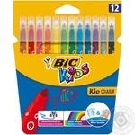 Фломастери BIC Kids Couleur 12шт