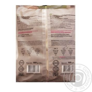 Meat dumplings Oliver smith pork precooked 900g - buy, prices for Novus - image 2