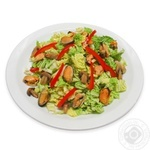 Salad Delicate  with mussels - buy, prices for MegaMarket - image 1