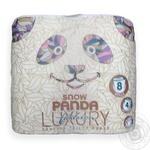 Toilet paper Snizhna panda 8pcs