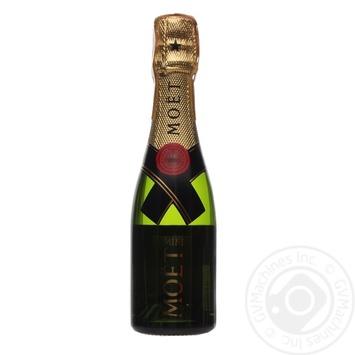 Шампанское Moet & Chandon Brut Imperial белое сухое 12% 0.2л - купить, цены на Novus - фото 6
