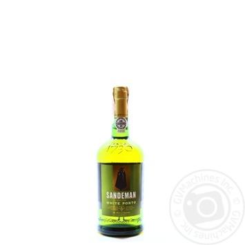 Sandeman White Porto White Wine 19.5% 0.75l - buy, prices for CityMarket - photo 1