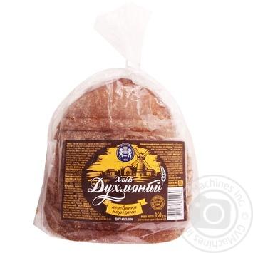 Kulynychi Dukhmyaniy cutted half bread 350g - buy, prices for Furshet - image 2