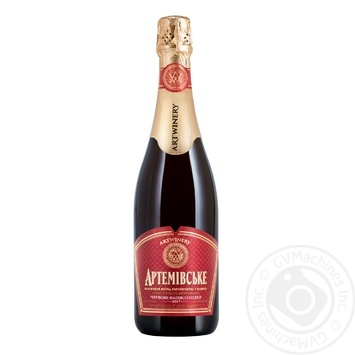 Artwinery Artemivsʹke Wine sparkling semi-sweet 13,5% 0,75l - buy, prices for EKO Market - photo 1