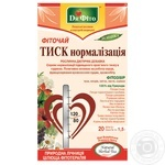 Dr.Phyto Phytotea Normalization of Pressure 20pack*1.5g