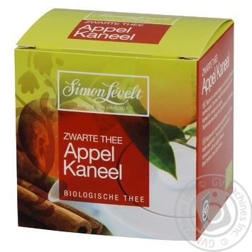 Чай фруктовий Яблуко з корицею Simon Levelt 17,5г