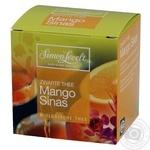 Чай черный Simon Levelt Манго и Апельсин органический 10пак*1,75г