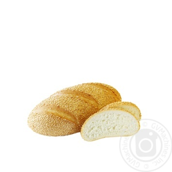Батон Бутербродный 300г - купить, цены на Novus - фото 1