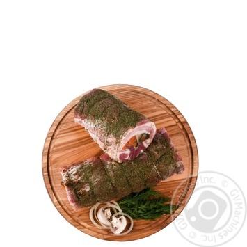 Рулет свиной Свежесть охлажденный - купить, цены на Novus - фото 1