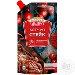 Ketchup Schedro Steak 250g doypack