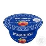 Йогурт Danone Живинка Греческий Нектарин 135г