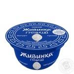 Йогурт Danone Живинка Греческий натуральный 2,4% 135г